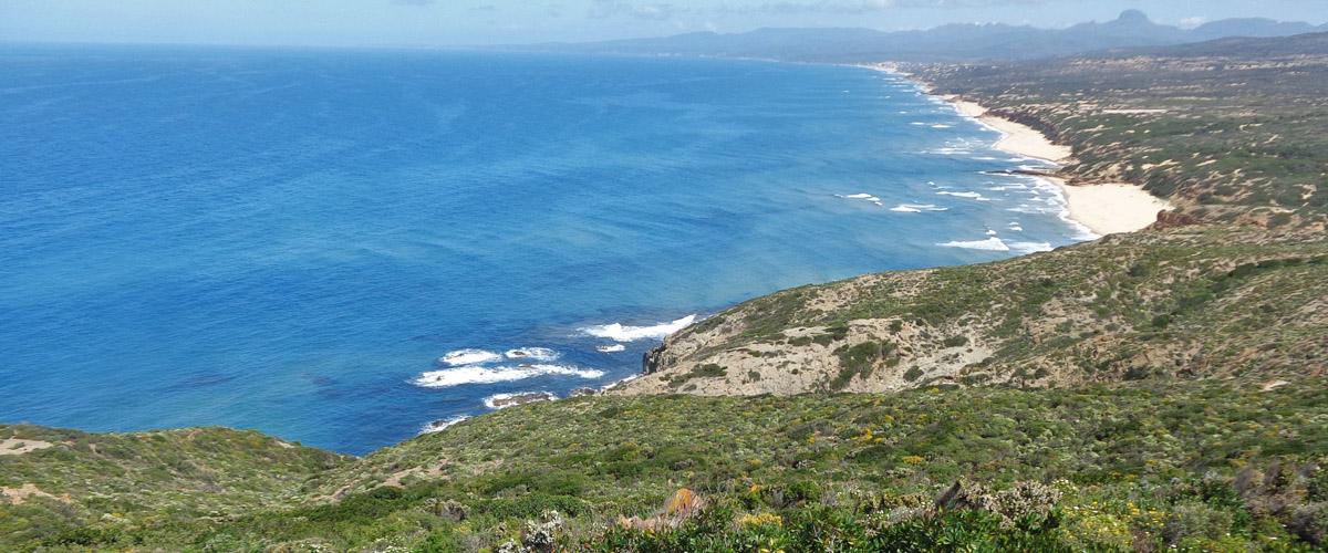 Miniere nel blu la costa delle miniere costa verde - Piscina lamarmora ...